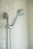 Душ в ванной комнате Стоковые Изображения