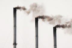 Дымовая труба Стоковое Изображение RF