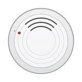 дым детектора иллюстрация штока