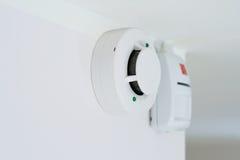 дым детектора Стоковое Изображение RF