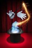 дым зеркал Стоковое Изображение RF