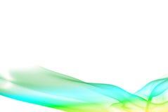 дым конспекта покрашенный Стоковые Фото