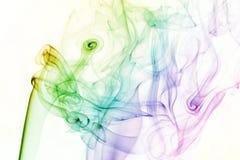 Дым красит конспект Стоковое Изображение