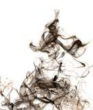 Дым отравы опасный коричневый Стоковые Фото