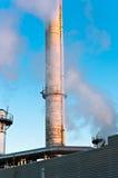 дым печной трубы Стоковое Изображение RF
