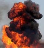 дым пожара стоковое фото rf