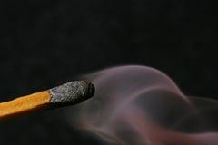 дым скручиваемости Стоковая Фотография