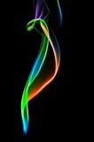 дым цвета Стоковое Фото