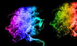 дым Стоковые Фото