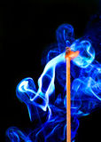 дым Стоковое Изображение RF
