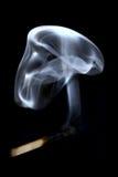 дым Стоковая Фотография