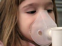 дыхательно Стоковая Фотография