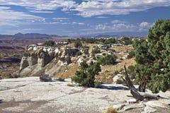 дьяволы каньона обозревают Стоковая Фотография