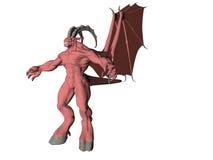дьявол демона Стоковое Изображение