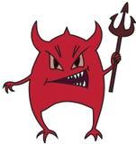дьявол малый Стоковые Фотографии RF