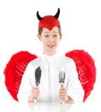 дьявол немногая Стоковая Фотография RF