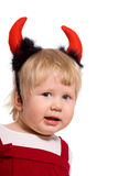 дьявол немногая Стоковые Изображения
