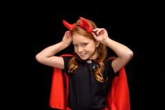 дьявол немногая Стоковая Фотография