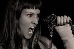 Дьявол Стоковые Фото