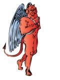 дьявол Стоковое Изображение RF