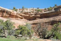 дьявол s каньона Стоковое Изображение