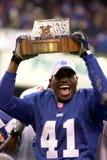 Дэйв Томас, New York Giants Стоковая Фотография