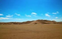 Дюна в пустыне namib Африке стоковое фото rf