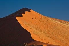 дюна Намибия Стоковое Изображение