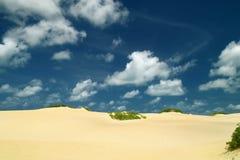 дюна натальный s Бразилии Стоковая Фотография