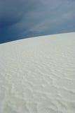 дюны зашкурят белизну Стоковые Изображения