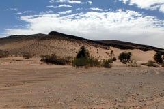 Дюны Марокко Стоковые Изображения