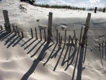 дюны пляжа стоковое фото rf
