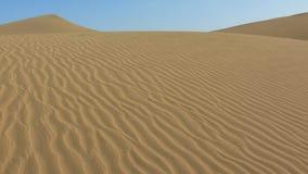 дюны пустыни Стоковое фото RF