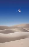 дюны пустыни стоковые изображения rf