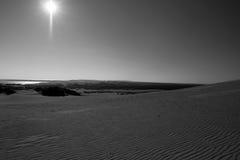 дюны Стоковое Изображение RF