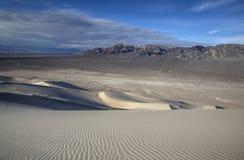 Дюны Eureka стоковые изображения rf