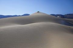 Дюны Eureka стоковая фотография rf