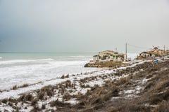 Дюны Guardamar, Аликанте, Испания стоковое изображение rf