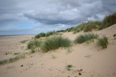 Дюны Holkham Стоковое Изображение
