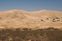 дюны kelso Стоковая Фотография