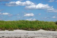 дюны Nova Scotia Стоковая Фотография