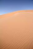 Дюны Sossusvlei с пульсациями Стоковые Фото