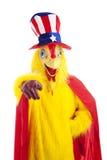 дядюшка цыпленка хочет вас Стоковое Изображение