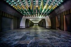 Длинний вход Стоковое Фото
