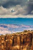 Длинний каньон Юта Стоковые Фото