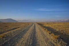 Длинний путь Стоковые Изображения