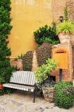 Длинное деревянное Стоковая Фотография RF