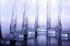 Длинные выпивая стекла Стоковое Изображение RF