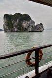 Длинный Ha курсировать залива Вьетнам Стоковые Изображения