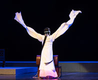 "Длинный Hairpin пурпура рукава---мечты opera""four Цзянси  linchuan†Стоковое Фото"